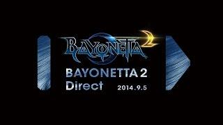 ベヨネッタ2 Direct 2014.9.5 プレゼンテーション映像 thumbnail