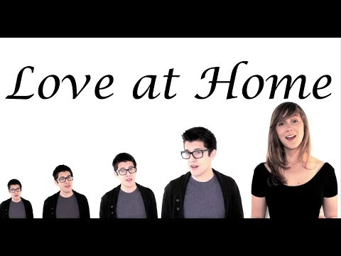 Love at Home - Danny Fong Feat. Meg Contini