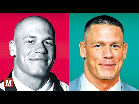 John Cena Tribute   From 6 To 40 Years Old