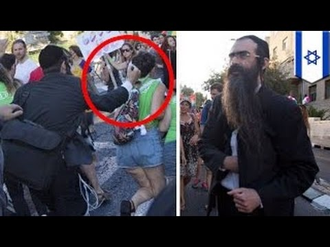 Ультраортодоксальный еврей ранил ножом шестерых участников гей-парада