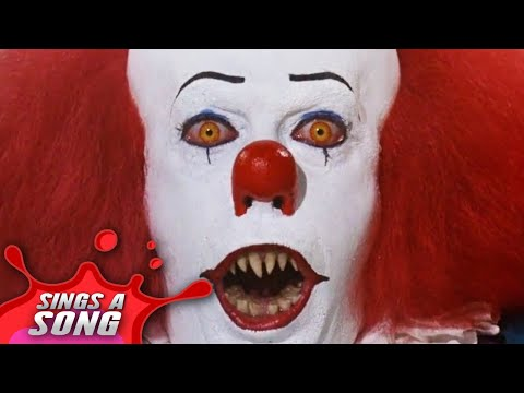 Old Pennywise Sings A Song Part 2 (Stephen King's 'IT' Parody)