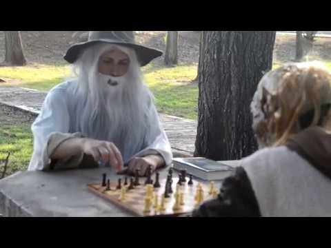 El Señor de los Anillos - Las Dos Torres - Parodia Literaria
