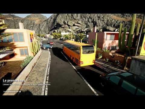 Tourist Bus Simulator - COLLECTING OUR FIRST BUS !!! - GAMEPLAY 1440P (RTX 3060 TI) |