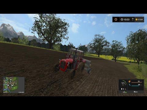 Starting my small farm | Small equipment | Farming Simulator 2017 | Episode 1