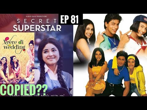 4 Songs Copied In Kuch Kuch Hota Hai?? SONGS STOLEN FROM KPOP || EP 81 [SHOCKING]