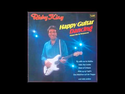 Ricky King - Happy Guitar Dancing (1982)