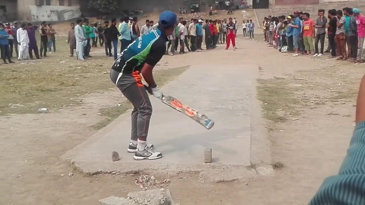 Street Cricket 2017 Bes Match Cricket Match