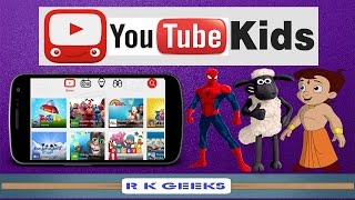 Youtube kids || Kids app || Nursery kids app || Best kids app || Hindi || YT KIDS