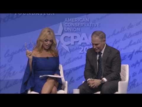 CPAC 2017 - EPA Administrator Scott Pruitt