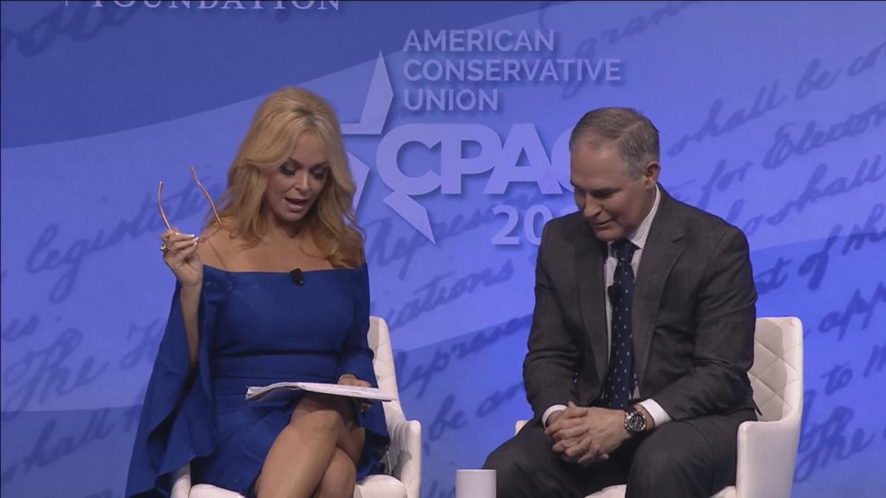 CPAC 2017 - EPA Administrator Scott Pruitt - YouTube