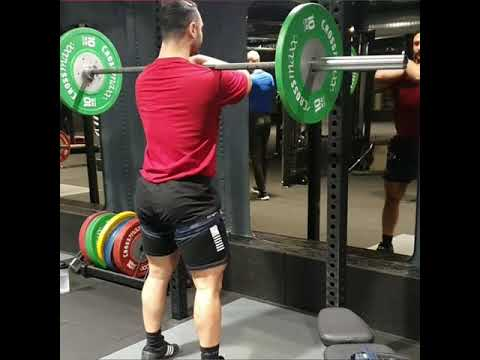 Fit Cuffs - Occlusion Training: Front Squat