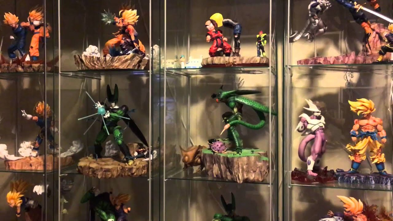 Dbz Cell Gigantic Series Statue Review Youtube