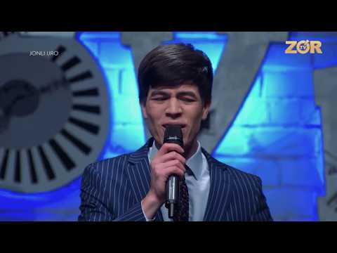 The Cover Up (2-mavsum) YARIM FINAL 13-soni (G'iyos Boytoyev)