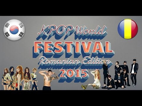 [KCu.RO TV] KPop World Festival 2015 -...