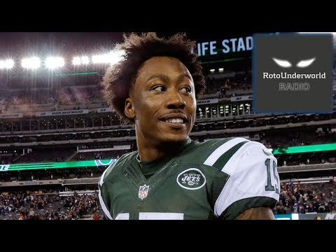 Brandon Marshall and Sterling Shepard are suddenly the most under-appreciated WR duo in the NFL