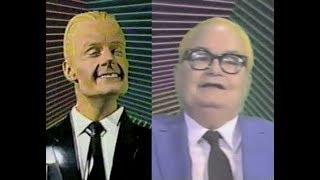 The Headroom Collection on Letterman, 1986-1990