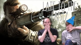 Let's Play Sniper Elite V2 - Late to the Party