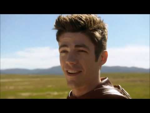 The Flash Travels to Earth Thirty Eight and Returns to Earth One