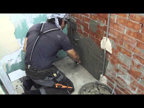 Как штукатурить стены своими руками новичку: видео инструкции и некоторые советы