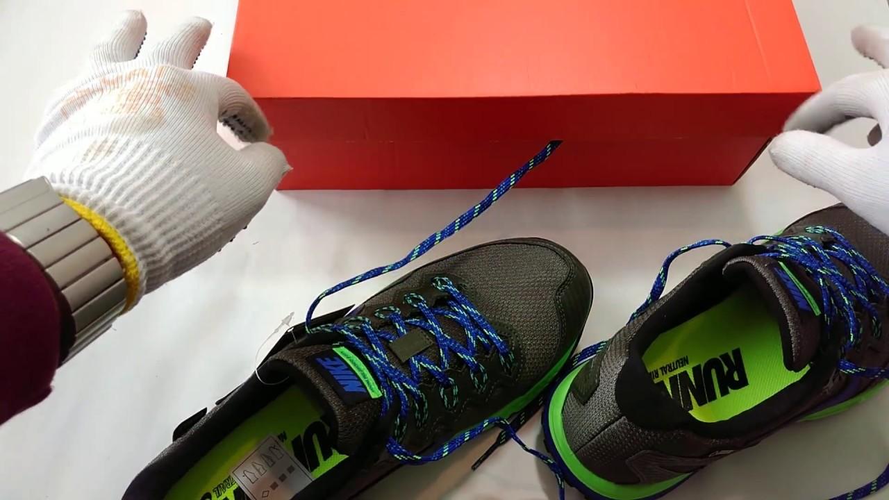 edf46b34bd ⏩ Nike Wildhorse 3 with GoreTex waterproofing 💓 ASMR Unboxing ...