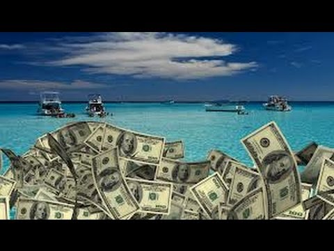 The Missing TRILLIONS: Where The RICH & MIGHTY Hide The CASH. Tax Havens EXPOSED