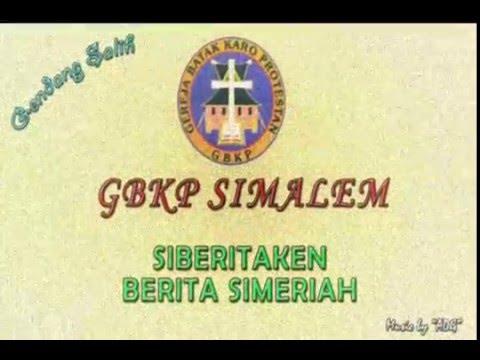Lagu GBKP Simalem Salih Patam-patam (Instrumental)
