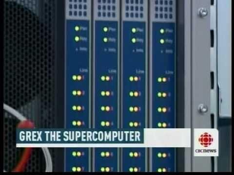 Grex Grand Opening media spot - CBC Winnipeg News, Dec. 21, 2010
