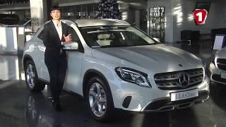 Автомобіль Року 2018 | Номінант: Mercedes-Benz GLA-Class