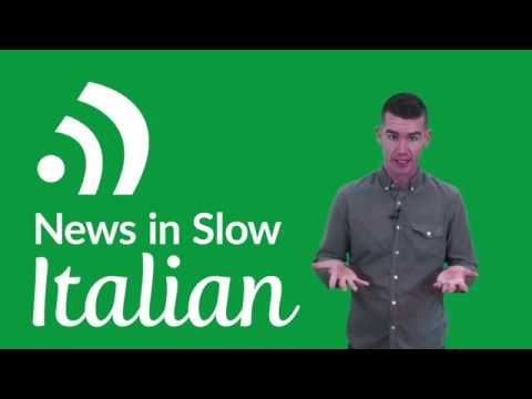 News in Slow Italian - Feb 8, 2018: Poland's Controversial Holocaust Law