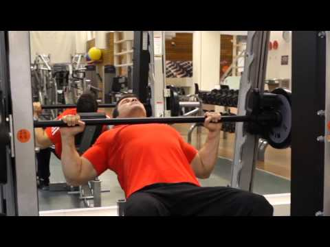 Proper Incline Bench Press Form Incline Bench Press Chest