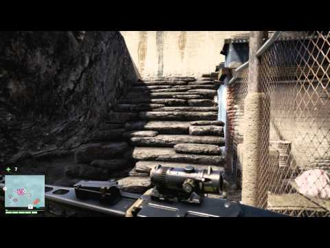 Far Cry 4 - Rajgad Gulag Fortress - Buzzsaw Takeover