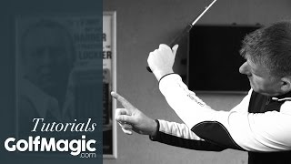Best golf drill to stop the shanks 'imaginary knife drill' | GolfMagic.com
