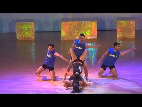 Shiamak UAE Winter Funk 2016 Final Act