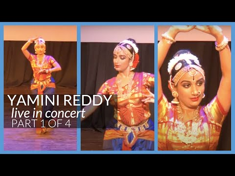 Yamini Reddy Live at HCL Concert Series (1/4)