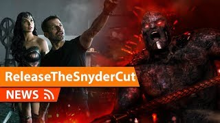 Zack Snyder & DCEU Actors all join Release The Snyder Cut Movement
