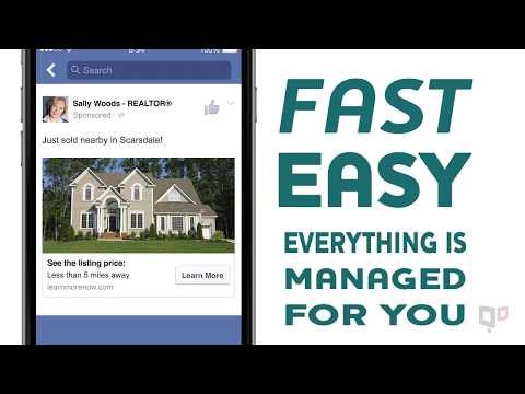 Get Real Estate Seller Leads with Just Listed & Just Sold Facebook Ads - TriggerMarketing Social