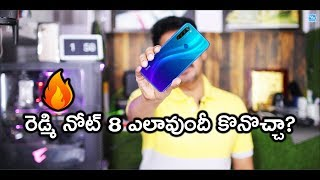 How's the Redmi Note 8? Full Review with Pros and Cons in Telugu
