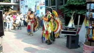 Indiańskie rytmy