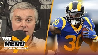 Gurley-Rams situation is worse than you think, Pats should consider acquiring Rosen | NFL | THE HERD