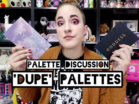 Discussing Dupe Brands And Palettes! Is It Stealing? thumbnail