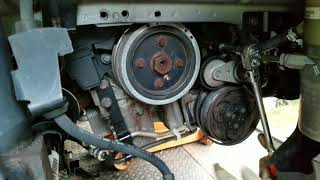 2000 thru 2011- and Newer Volvo S40 Serpentine Belt Replacement Step By  Step $save$ - YouTubeYouTube