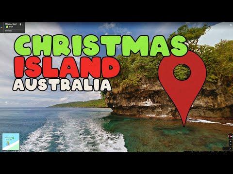 Let's Virtually Explore Christmas Island!