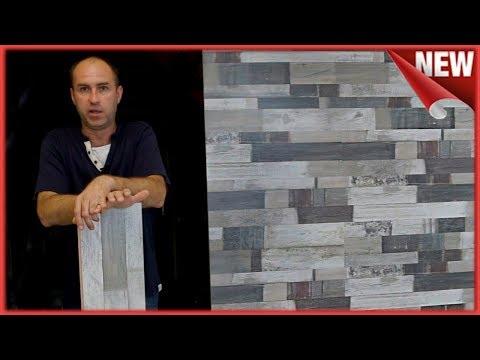 Отделка стен ламинатом на кухне. Укладка  и монтаж ламината на стену