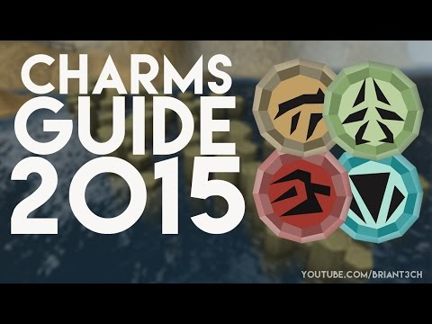 Runescape / How To Get Charms FAST / Charm Collecting Guide / Rs3 2015