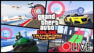 [GTA5] LIVE TRANSFORMER RACES MET KIJKERS!! - Royalistiq | Livestream #100