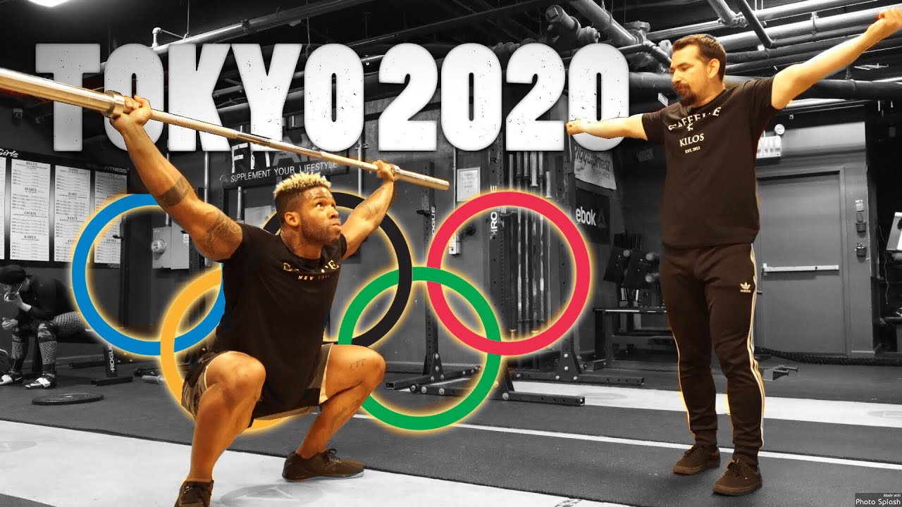 Olympics 2020 Oly Lifting Progression Ft Nick Novak 4k Youtube