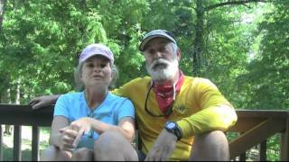 North Country Canoe Outfitters: Brigitte & Dave