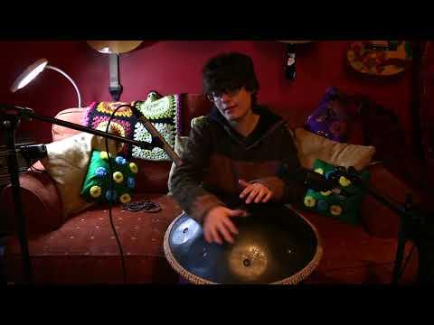 Handpan Time Signature Fun // Amy Naylor