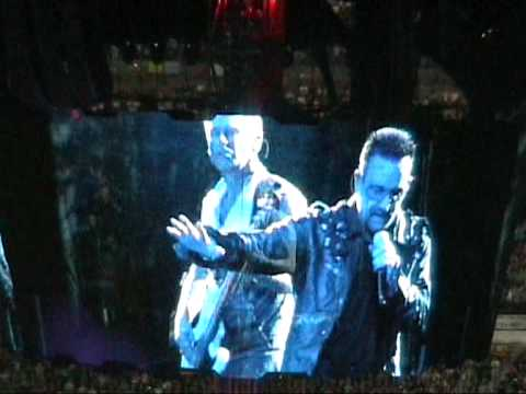 U2 live@San Siro (Milano) 7 luglio 2009 - I still haven't found what I'm looking for 360° tour