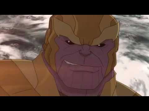 Infinity War Part 1 I Avengers Assemble Animated Series I